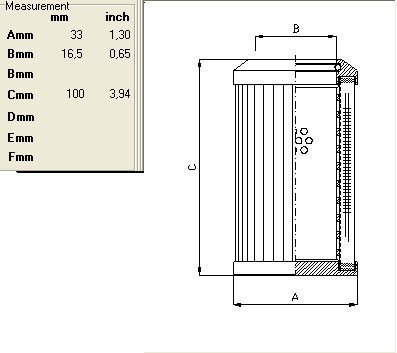 Фильтроэлементы гидравлические напорные