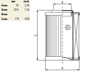 схема гидравлического фильтра