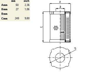 продажа гидравлических фильтроэлементов