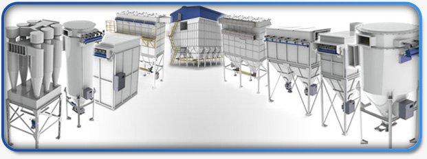 Промышленная Фильтрация Воздуха