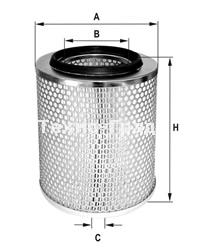 Воздушный фильтр для компрессора Gardner Denver