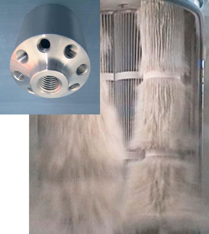 фильтр картриджный пылевой с резьбой -техноград