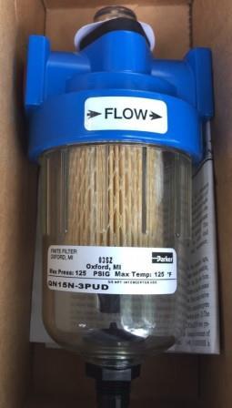 фильтр очистки кислорода PARKER QN15N-PUD