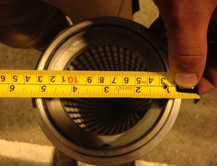 фильтра-коалесцера GCA5536K03V
